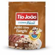 Arroz com Funghi Tio João Cozinha Fácil 250g