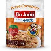 Arroz Carreteiro Tio João Cozinha & Sabor 175g