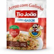 Arroz com Galinha Tio João Cozinha & Sabor 175g