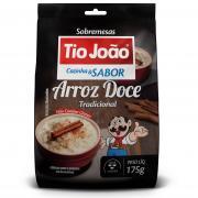 Arroz Doce Tradicional Tio João Cozinha & Sabor 175g