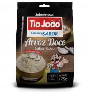 Arroz Doce Sabor Coco Tio João Cozinha & Sabor 175g