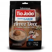 Arroz Doce Sabor Doce de Leite Tio João Cozinha & Sabor 175g