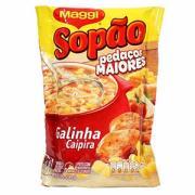 Sopão Maggi Galinha Caipira 200g