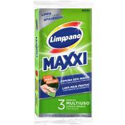 Esponja Limppano Maxxi c/3