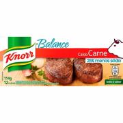 Caldo de Carne Knorr Balance  114g
