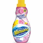 Amaciante Concentrado Minuano Pétalas de rosa e Jasmim 500ml