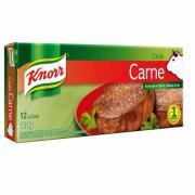 Caldo Knorr Carne c/12 - 114g