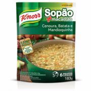 Sopão +macarrão Knorr Cenoura, Batata e Mandioquinha 183g