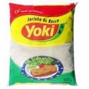 Farinha de Rosca Yoki Tradicional 500g