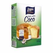 Mistura para Bolo Linea Sabor Laranja Zero Adição de Açúcar 300g
