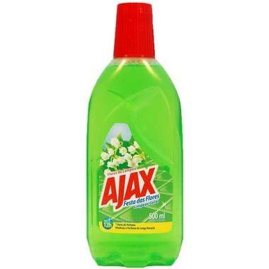 Limpador Ajax Festa das Flores - Flores do Campo 500ml