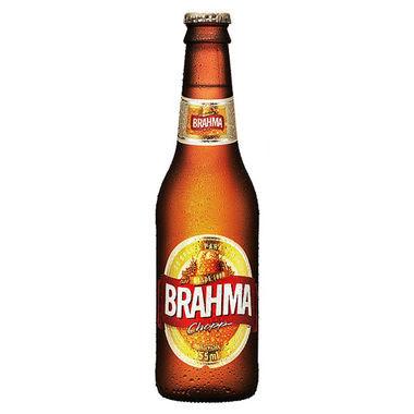 Cerveja Brahma Long Neck 355ml