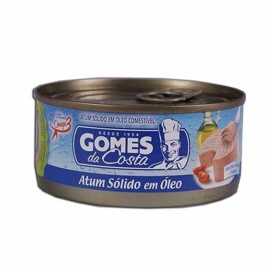 Atum Sólido Gomes da Costa em Óleo 170g
