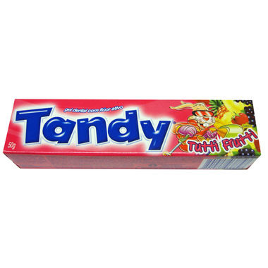 Gel Dental Tandy Tutti Frutti 50g
