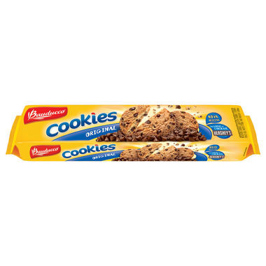Biscoito Bauducco Cookies Original 110g