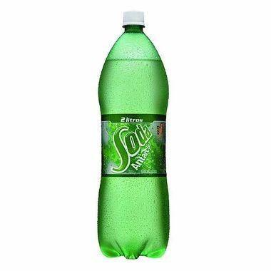 Refrigerante Antarctica Soda Limonada 2L