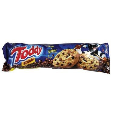 Cookies Toddy Baunilha com Gotas de Chocolate 150g