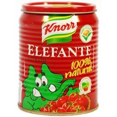 Extrato de Tomate Elefante Lata 340g