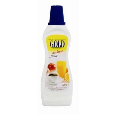 Adoçante Líquido Gold Aspartame 65ml