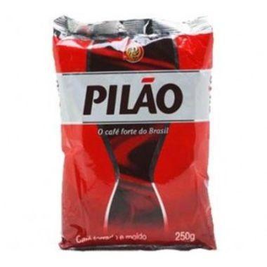 Café Pilão Torrado e Moído Almofada 250g