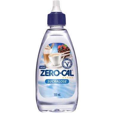 Adoçante Líquido Zero-Cal Sucralose 100ml
