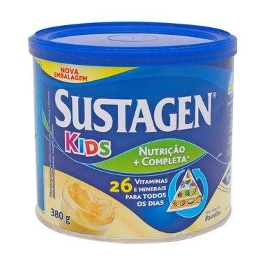 Alimento Nutritivo Sustagen Kids Baunilha Lata 380g