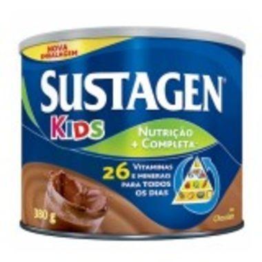 Alimento Nutritivo Sustagen Kids Chocolate Lata 380g