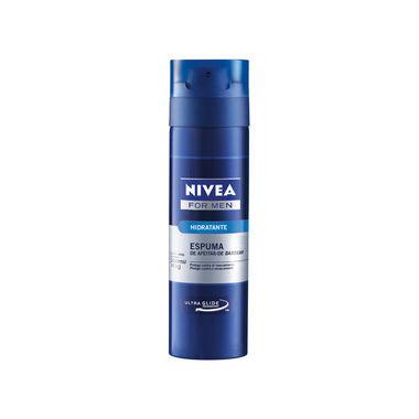 Espuma de Barbear Nivea Hidratante 195g