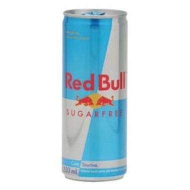 Energético Red Bull sem Açúcar 250ml