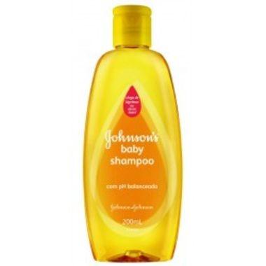 Shampoo Infantil Johnson's Baby Tradicional 200ml