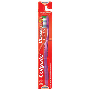 Escova Dental Colgate Classic Macia