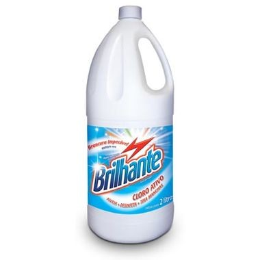 Água Sanitária Brilhante 2L