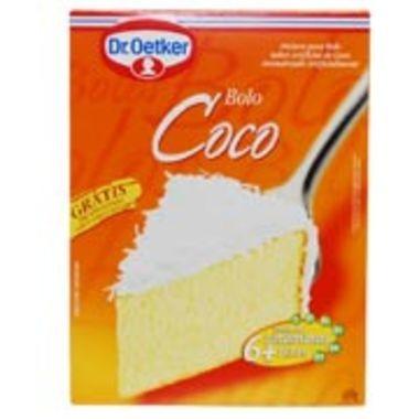 Mistura para Bolo Dr. Oetker Sabor Coco 500g