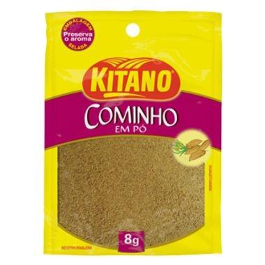 Cominho em Pó Kitano 60g