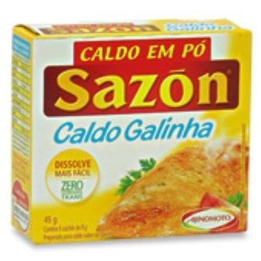 Caldo de Galinha Sazón 37g