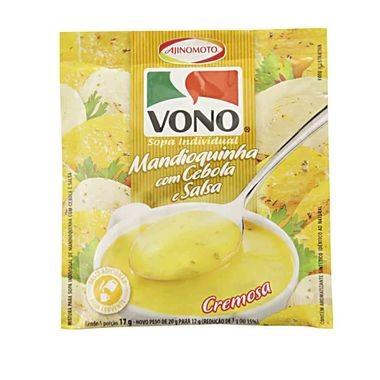 Sopa Vono Mandioquinha com Cebola e Salsa 17g