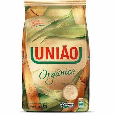 Açúcar Cristal União Orgânico 1Kg