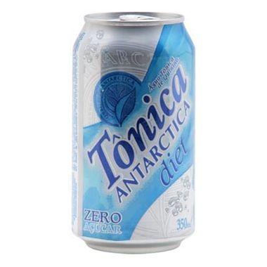 Água Tônica Antarctica Diet Lata 350ml