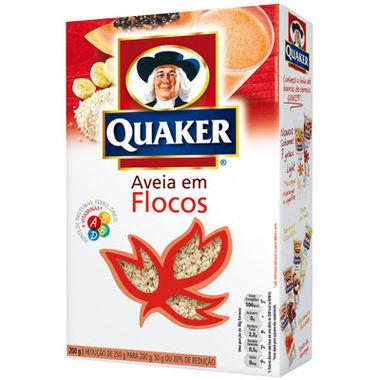 Aveia Quaker Flocos 200g