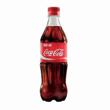 Refrigerante Coca-Cola Pet 600ml