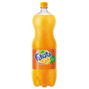 Refrigerante Fanta Laranja 2L