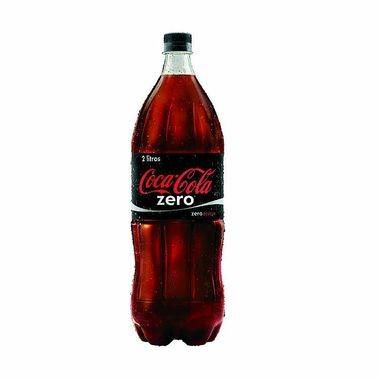Refrigerante Coca-Cola Zero 2L