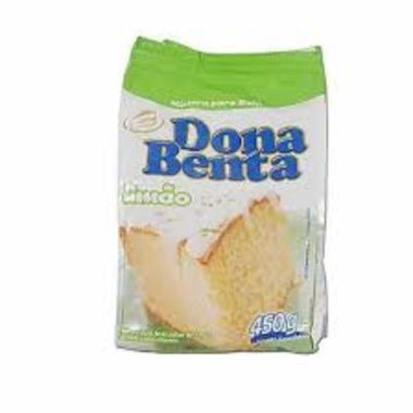 Mistura para Bolo Dona Benta Sabor Limão 450g