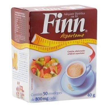 Adoçante em Pó Finn Aspartame 40g