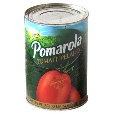 Tomate Pelado Pomarola Lata 400g