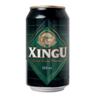 Cerveja Escura Xingu Premium 350ml