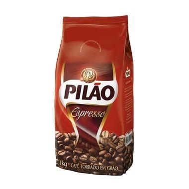 Café Pilão em Grãos Expresso 1Kg