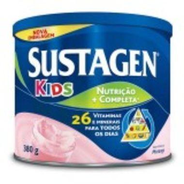 Alimento Nutritivo Sustagen Kids Morango Lata 380g