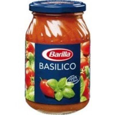 Molho de Tomate Barilla Basilico Pote 400g