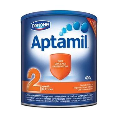 Fórmula Infantil Aptamil 2 - 400g